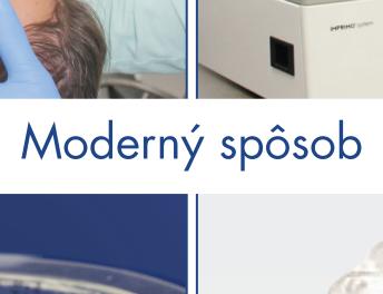 Máme unikátnu 3D tlačiareň. Prečo je to skvelá správa pre pacientov?